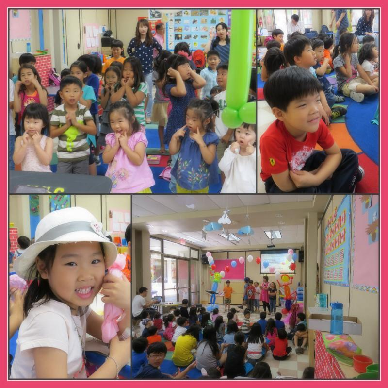 <p>Celebrating our precious children God has given us! Happy Children's Day Service!</p>