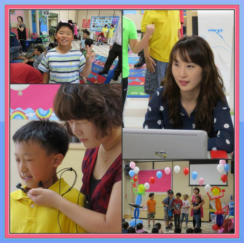 <p>We learned how special and precious our children are to Jesus and to our church!</p>
