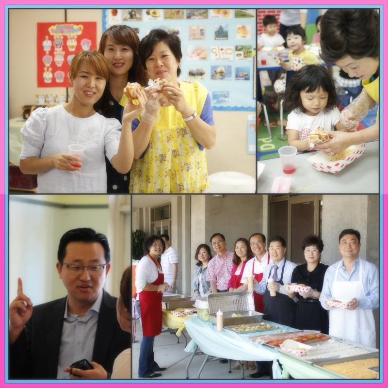 <p>Our teachers and leaders are serving our little children inside and outside the classrooms!</p>