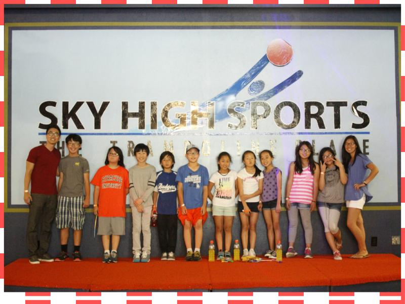 <p>Sky High was such an awesome time!</p>