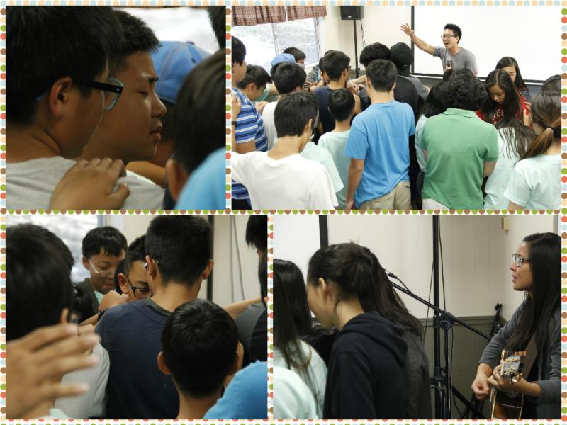 <p>During our last session, we had a chance to pray for our brothers and sister in Christ who accepted Jesus Christ as their personal Lord and Savior. Praise the Lord for His unconditional love and faithfulness! </p>