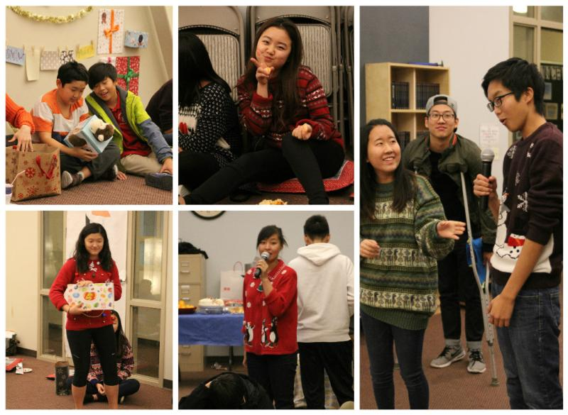 <p>In order to &quot;steal&quot; the gifts from others, we had to challenge them in some quirky games!</p>