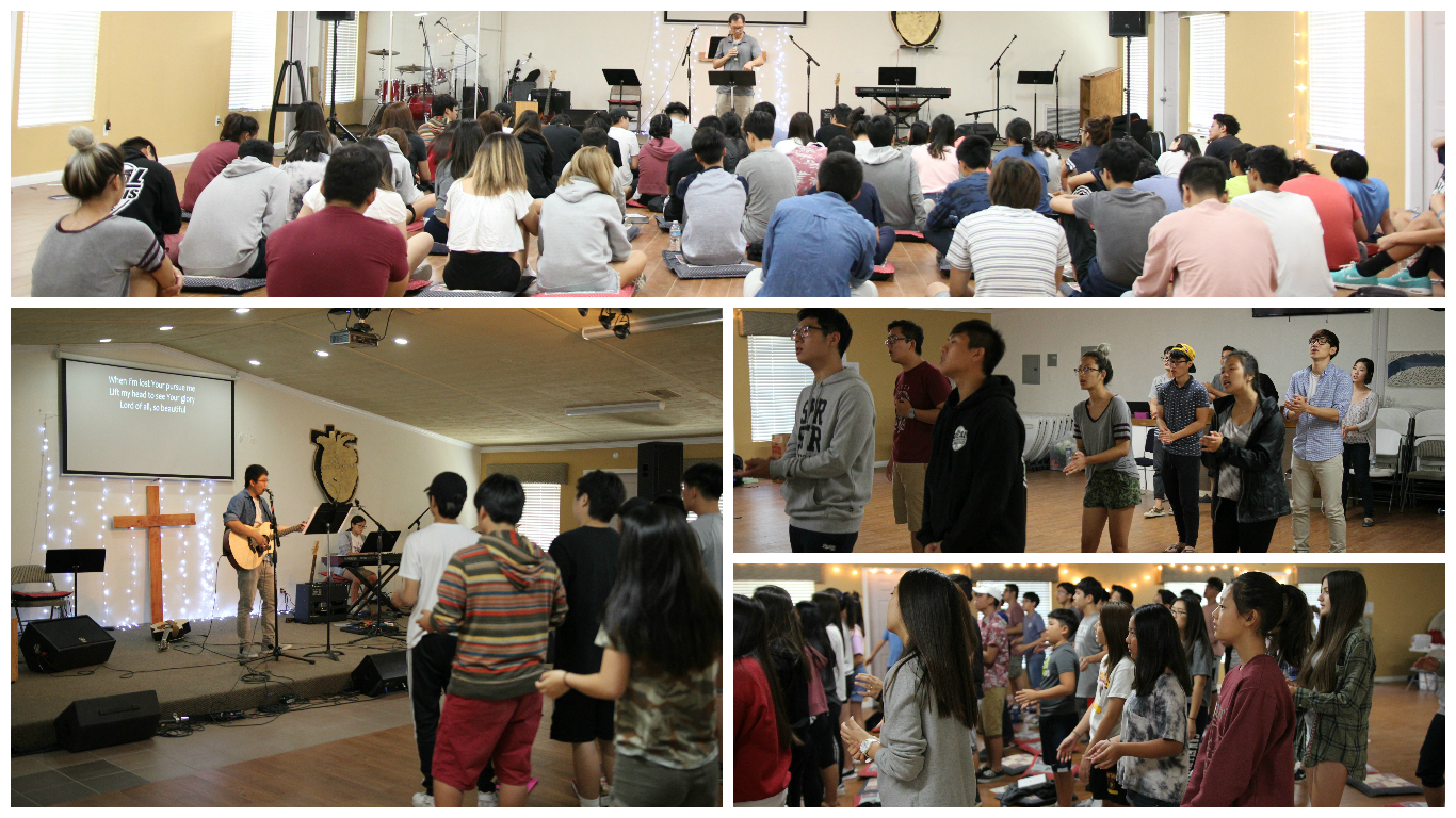 <p>After an amazing evening of worship, we continued to worship God the following morning with all our heart, soul, mind, and strength because God is worthy of our worship!</p>
