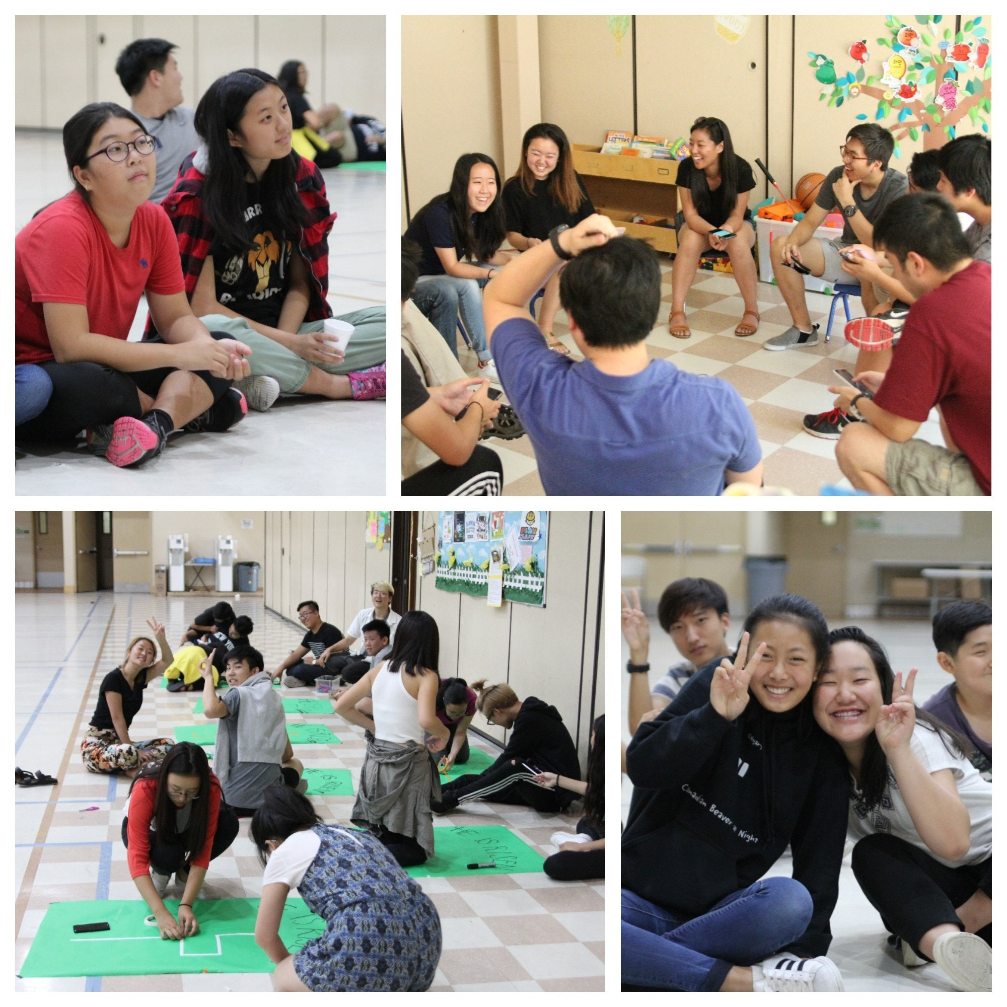 <p>In the afternoon, we had team times where we prepared for the mission trip: VBS praise/skits/carnival/deco, Youth sg/activities, village outreach, etc. </p>