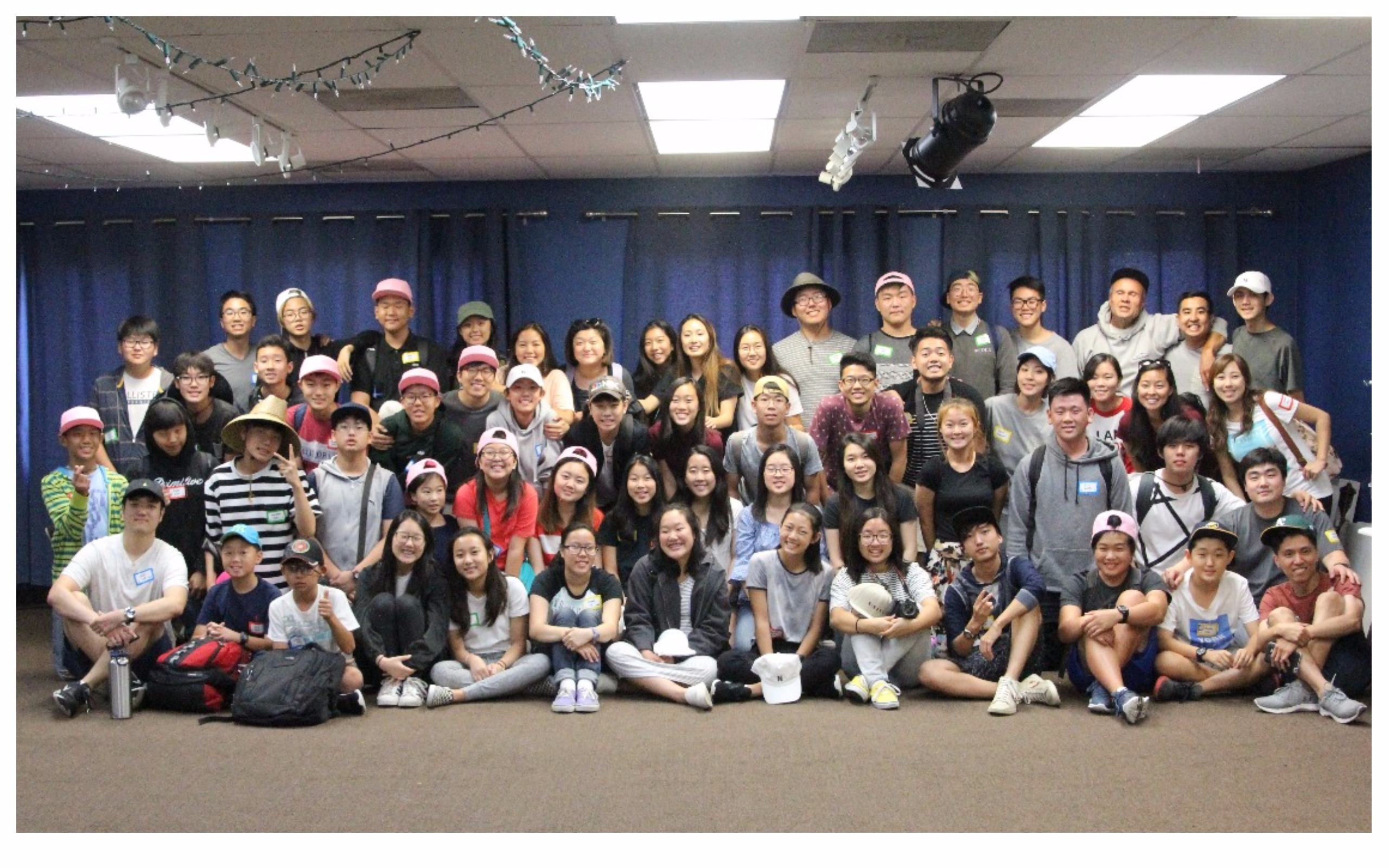 <p>New Mexico Mission Trip Team!</p>
